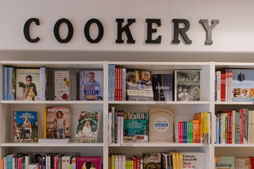 Cookery Books Geelong