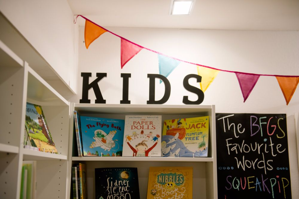 Kids Books Geelong