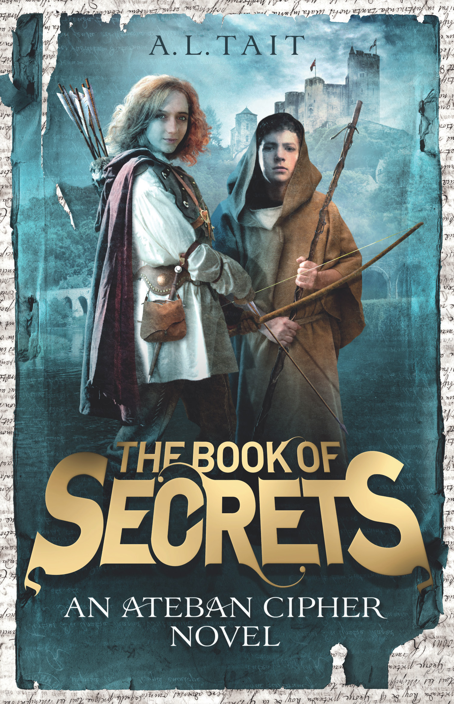 The Book of Secrets – An Ateban Cipher Book 1