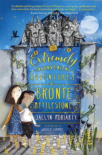 Review The Extremely Inconvenient Adventures of Bronte Mettlestone