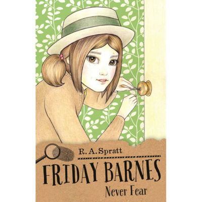 Friday Barnes 8: Never Fear