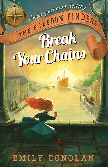 The Freedom Finders: Break Your Chains