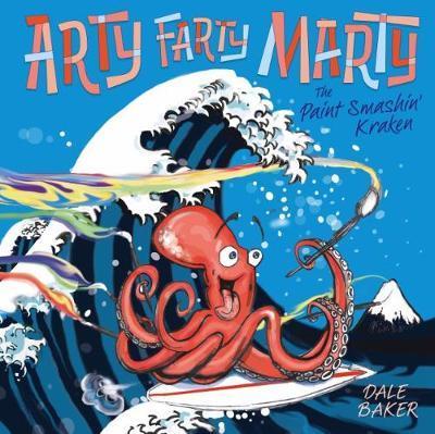 Arty Farty Marty – The Paint Smashin' Kraken