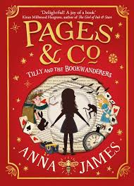 Pages & Co Tilly and the Book Wanderers