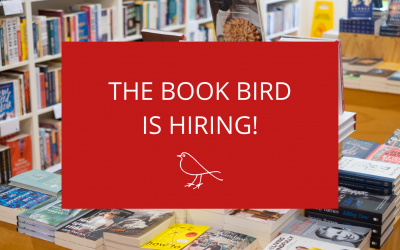 Are you our newest bookseller?